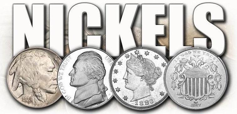 nikels to dollars
