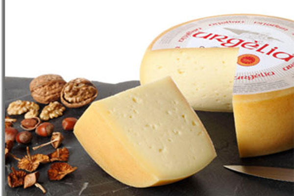 Urgelia cheese