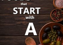foods that start with A